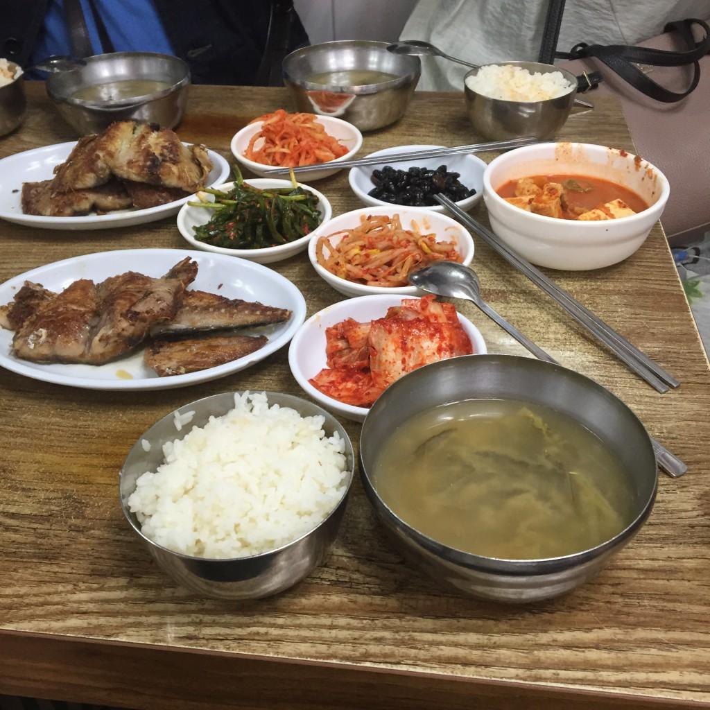 韓国釜山/サバとおいしいスンドゥブチゲ/東洋不動産本社宮代店賃貸部